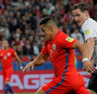 [EN VIVO] La Roja choca ante Alemania en Copa Confederaciones