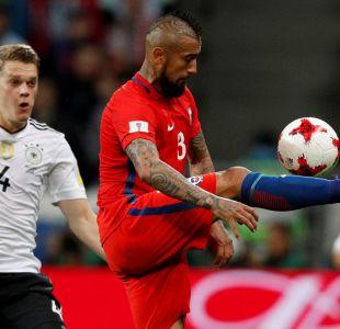 [Minuto a Minuto] Chile con gol de Alexis Sánchez está igualando ante Alemania