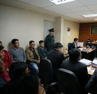 Defensa de bolivianos detenidos en Alto Hospicio no apelará a sentencia