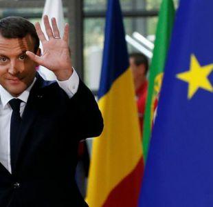La UE deposita sus esperanzas en Macron, el nuevo redentor