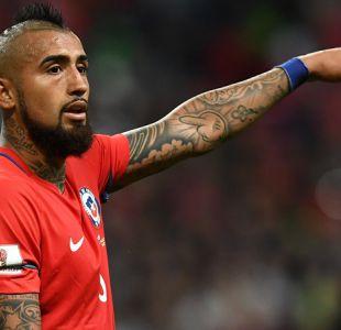 """[VIDEO] Vidal avisa a Australia: """"El objetivo es salir primero y después ir con todo por la copa"""""""
