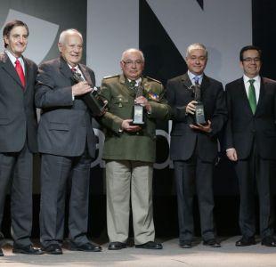 Tele13 Radio recibe premio Diego Portales Palazuelos