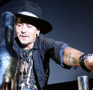 Johnny Depp bromea sobre el asesinato de Donald Trump