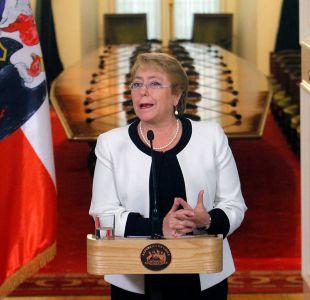 Adimark: Bachelet registra la aprobación más alta desde que estalló el caso Caval