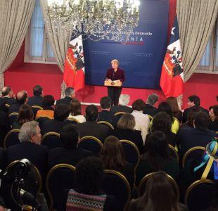 Bachelet pide perdón al pueblo mapuche por errores y horrores del Estado