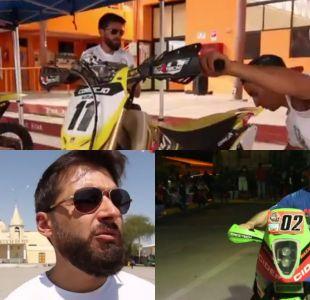 [VIDEO] D13 Motos y Jeremías Israel presentes en el Rally de Pica