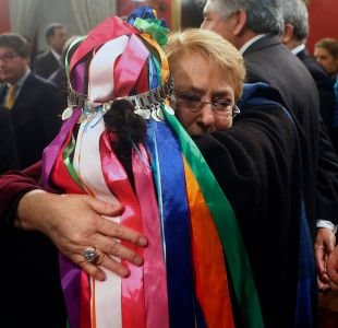 ONU valora plan Araucanía de Michelle Bachelet y lo califica como histórico