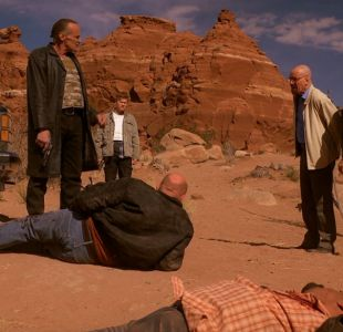 Breaking Bad: detalles desconocidos de la muerte de Hank Schrader
