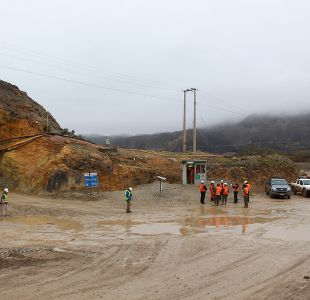 Mineros atrapados: gobierno continúa búsqueda pese a nulas esperanzas de encontrarlos con vida