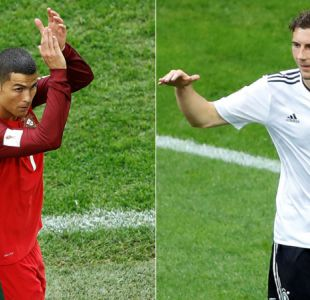 Cristiano Ronaldo y alemán Stindl lideran tabla de goleadores de la Copa Confederaciones