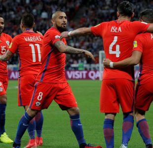 Chile se enfrenta a Australia buscando alcanzar las semis de Copa Confederaciones