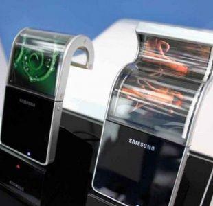 Moderno y flexible: el celular que se puede doblar ya es una realidad