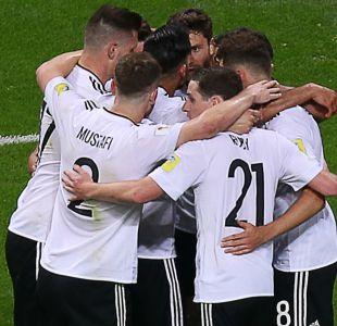 Alemania busca sellar ante Camerún su clasificación a semifinales en 13.cl