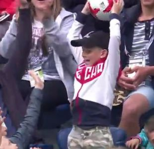 [VIDEO] El público se hace presente en los Protectores del Fútbol de Copa Confederaciones