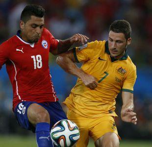 [VIDEO] Chile ante Australia nuevamente: Casi las mismas caras del 2014