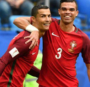 [VIDEO] Cristiano Ronaldo puede aparecer en el camino de Chile en Copa Confederaciones