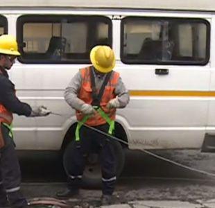 [VIDEO] Cortes de luz: Eléctricas arriesgan multas de hasta $5.600 millones