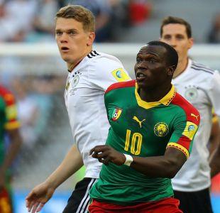 [Minuto a Minuto] Alemania y Camerún se miden en el cierre del Grupo B de Copa Confederaciones