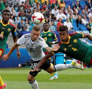 [EN VIVO] Alemania está venciendo a Camerún en semis de Copa Confederaciones