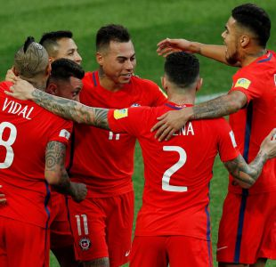 Chile empata ante Australia, clasifica segundo y enfrentará a Portugal en semifinales