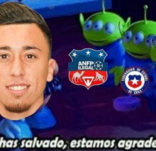 [FOTOS] Los memes que dejó el empate entre Chile y Australia en Copa Confederaciones