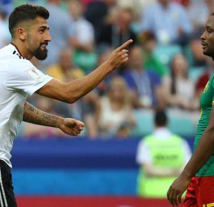 [VIDEO] Los goles del triunfo de Alemania sobre Camerún en Copa Confederaciones