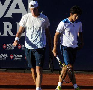 Jarry y Garín bajan en ránking ATP mientras siguen en carrera por entrar a Wimbledon