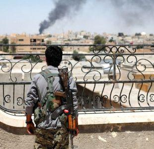 La lucha por el control de Raqa, la ciudad en Siria donde Estado Islámico estableció su capital