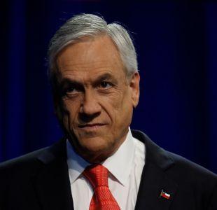 Comando de Piñera analiza efectos por boleta de SQM y difunde minuta para reaccionar a las críticas