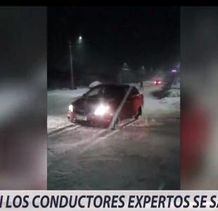 [VIDEO] El riesgo de conducir en Coyhaique
