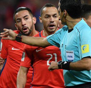[VIDEO] Es lamentable: La dura respuesta de Díaz por insultos de hinchas contra Herrera