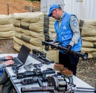 Líder de las Farc: Adiós a la guerra, adiós a las armas