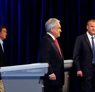 Debate de Chile Vamos: Ganadores y perdedores