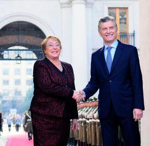 Chile y Argentina preparan nuevo acuerdo comercial