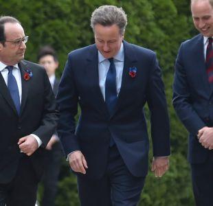 Príncipe William y David Cameron son vinculados a escándalo de corrupción en la FIFA