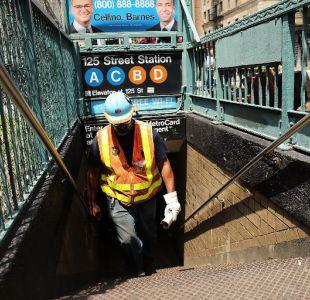 Descarrilamiento en el Metro de Nueva York: 30 personas con lesiones leves