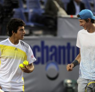 Jarry y Garín celebran: Quedan a un triunfo de ingresar al cuadro final de Wimbledon