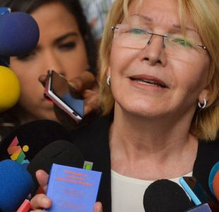 Ex fiscal venezolana Luisa Ortega viajó desde Colombia a Brasil