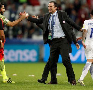 """Juan Antonio Pizzi: """"Estamos preparados para enfrentar a cualquiera de los dos en la final"""""""