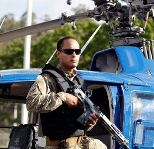 Encuentran el helicóptero con el que el inspector Óscar Pérez atacó al Tribunal Supremo de Venezuela