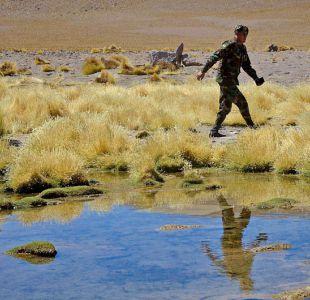 Agentes de Chile y Bolivia se reúnen en La Haya por las aguas del Silala