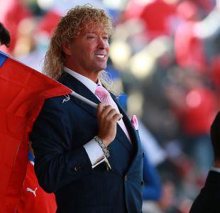 Leonardo Farkas busca llenar de banderas chilenas el Estadio de San Petersburgo en la final