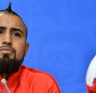 Arturo Vidal: Seremos la mejor selección del mundo si le ganamos a Alemania