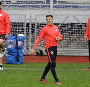 La formación que trabaja Juan Antonio Pizzi para la final de la Copa Confederaciones