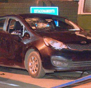 Conductor de Uber fue golepado por un grupo de taxistas