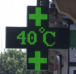 [VIDEO] Calor extremo en Europa