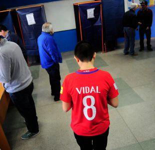 Cuando la política empata con el fútbol