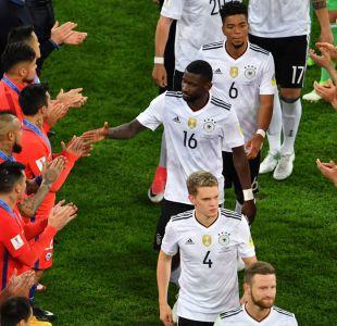 Salah y chance de albergar el Mundial 2030: Chile estaría fascinado de estar en esa carrera