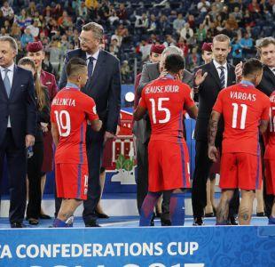 Así fue el camino de la selección chilena en la Copa Confederaciones por Canal 13