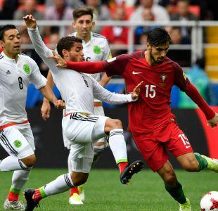 [VIDEO] El duro triunfo de Portugal ante México para lograr tercer lugar de Copa Confederaciones